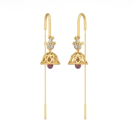 The Shyamala Drop Earrings