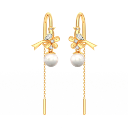 The Avelina Drop Earrings