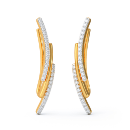 The Malvika Ear Cuffs