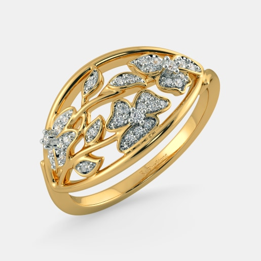 Buy 50 Latest Cocktail Ring Designs Online in India 2017 BlueStone