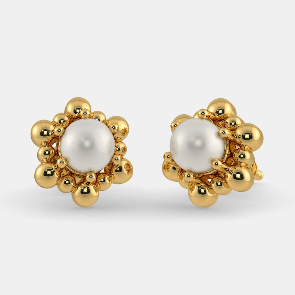 The Adella Earrings   BlueStone.com