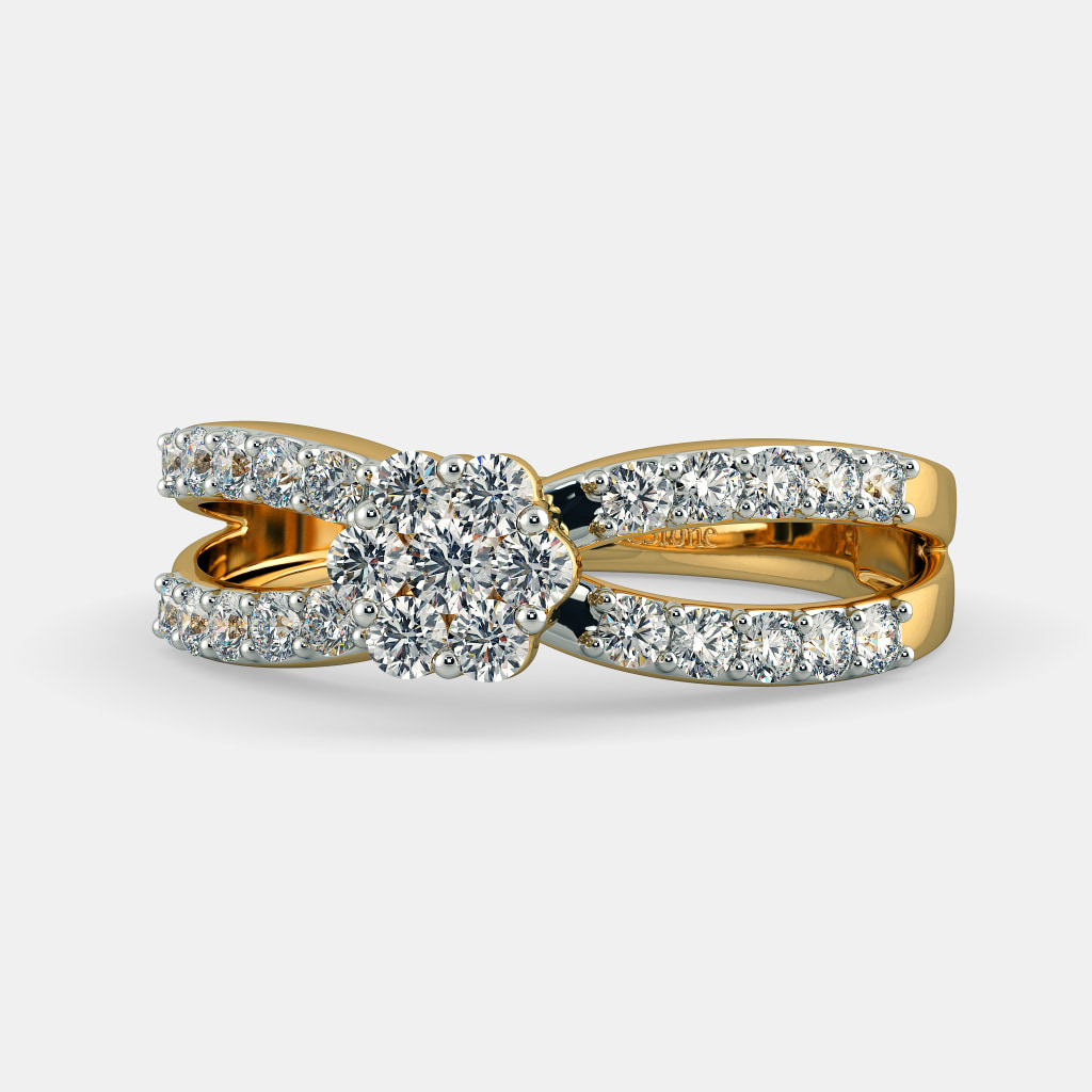The Hiral Ring | BlueStone.com