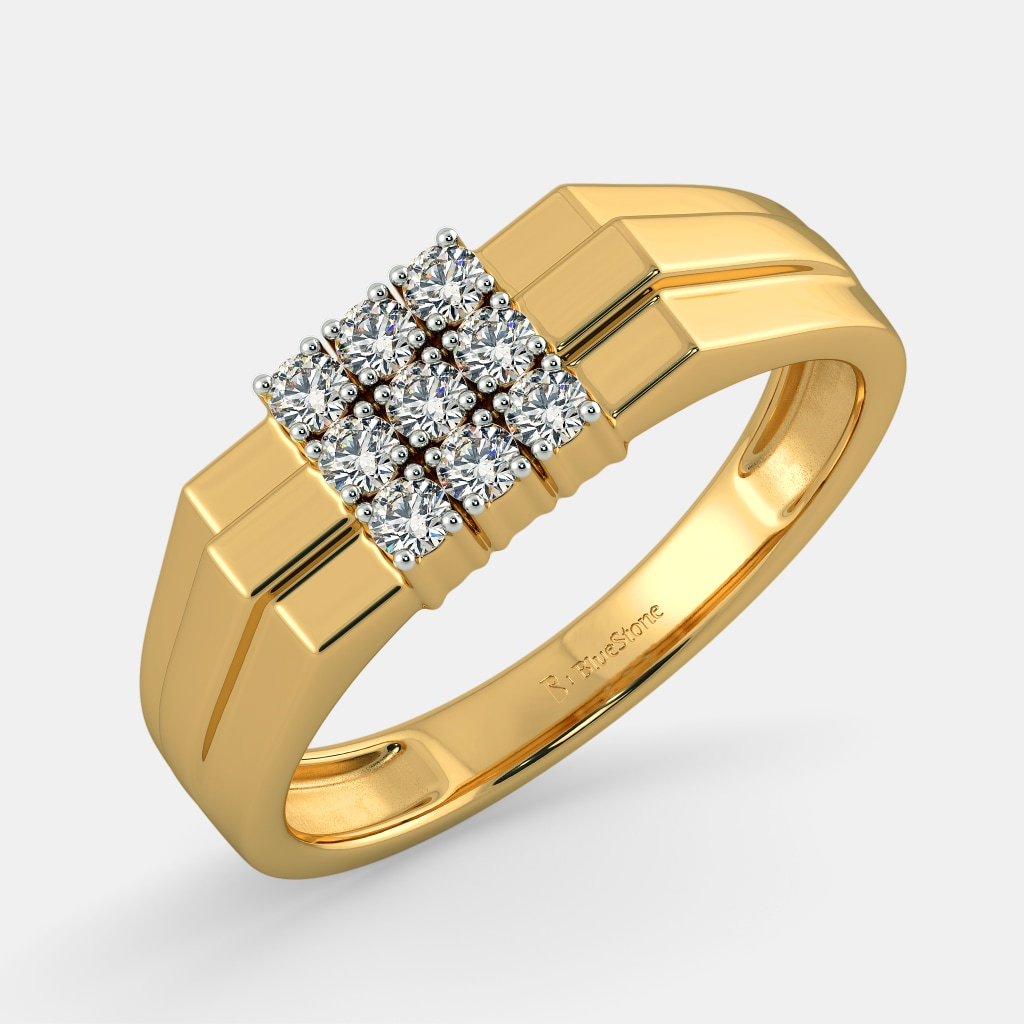 Buy 150+ White Gold Engagement Ring Designs Online in India 2018 ...