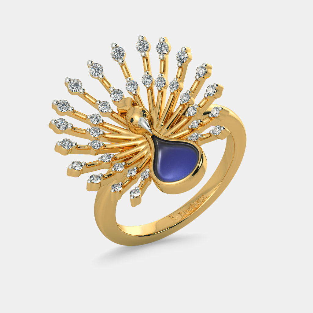 Gold Rings - Buy 1200+ Gold Ring Designs Online in India 2018 ...