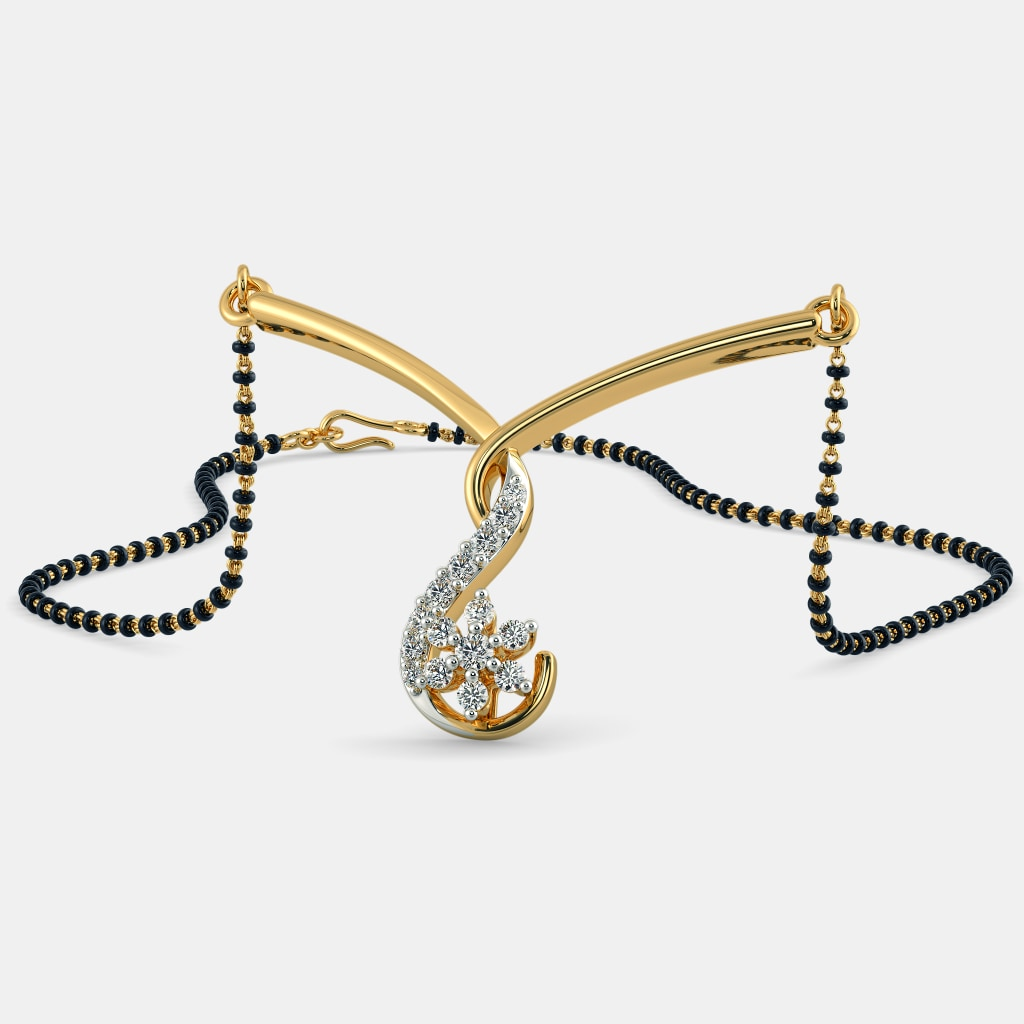Everyday Mangalsutra - Buy Everyday Mangalsutra Designs Online in ...