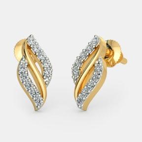 The Triple Vivacity Earrings
