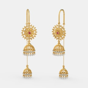 The Flare Folklore Earrings