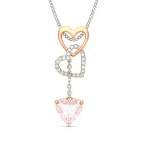 The Shana Heart Pendant