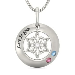 The Princess Love Pendant For Kids