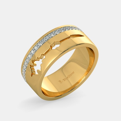 The Sparkle Of Love Ring For Him