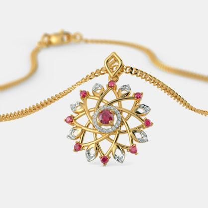 The Govindini Pendant