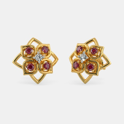 The Devmani Stud Earrings