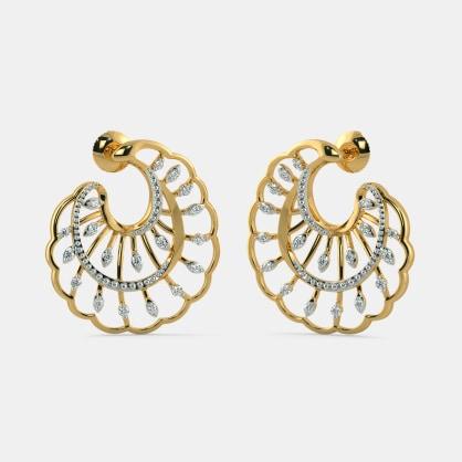 The Glendora Hoop Earrings
