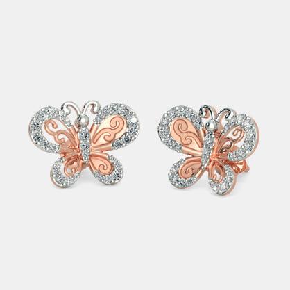 The Rae Butterfly Earrings