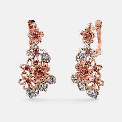 The Karla Drop Earrings