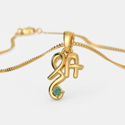 The Aadarsh Pendant