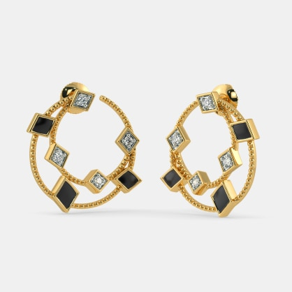The Scenic Hoop Earrings