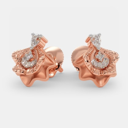 The Exie Stud Earrings