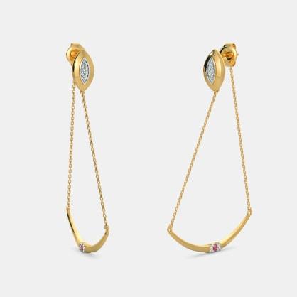 The Charvi Hoop Earrings