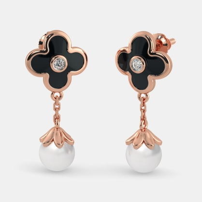The Marcey Drop Earrings