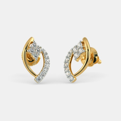 The Sparsh Stud Earrings
