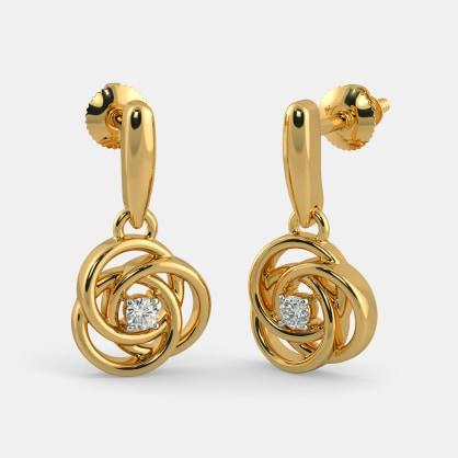 The Ceeran Drop Earrings
