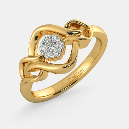 The Entwined Glory Ring
