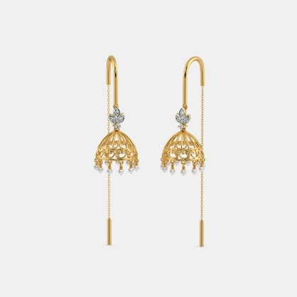 The Archana Sui Dhaga Earrings