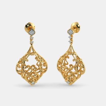 The Saadia Drop Earrings