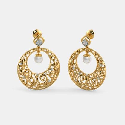 The Shireen Drop Earrings