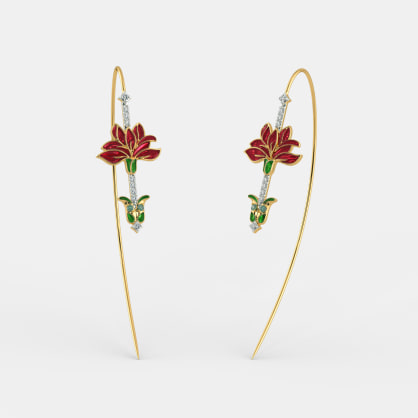The Esteri Wire Earrings