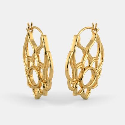 The Frivolous Flower Earrings