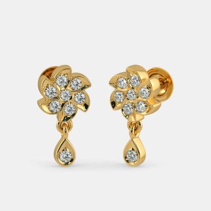 The Mauli Drop Earrings