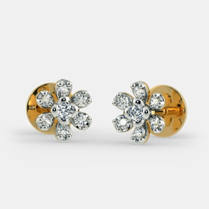 The Balvino Stud Earrings