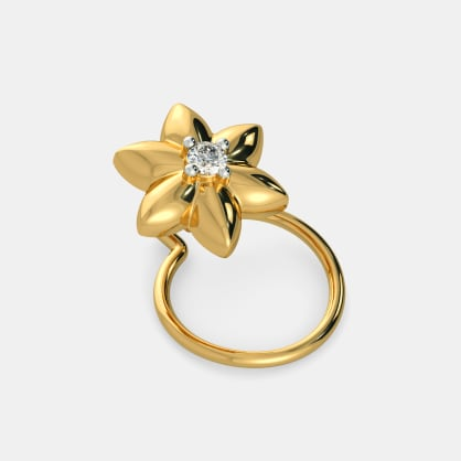 The Collective Flora Nose Pin