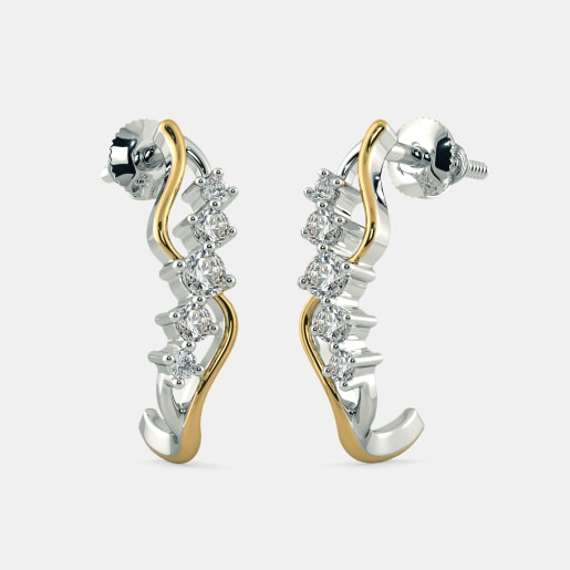 The Twisting Tango Earrings