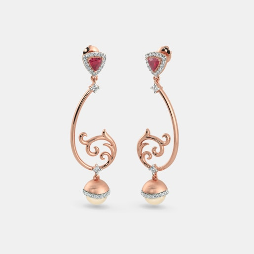 The Glamour Drop Earrings