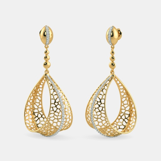 The Tantalising Glam Drop Earrings