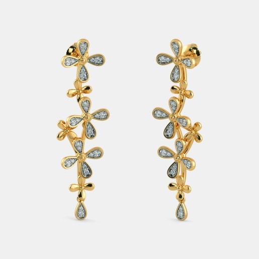 Earrings - Buy 2000+ Earring Designs Online in India 2017 | BlueStone