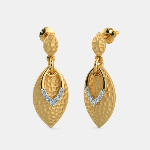 The Sadah Drop Earrings