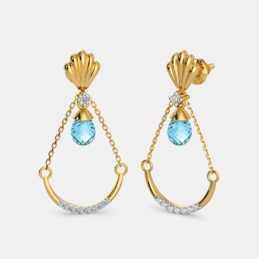 The Chrissten Drop Earrings
