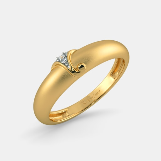 Buy 100 Gold Ring Designs line in India 2018