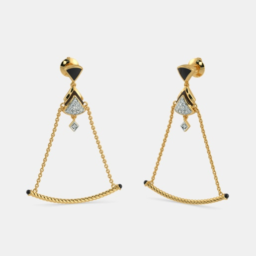 The Enticing Drop Earrings