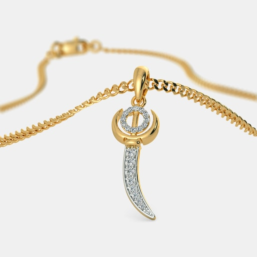 The Kirpan Pendant