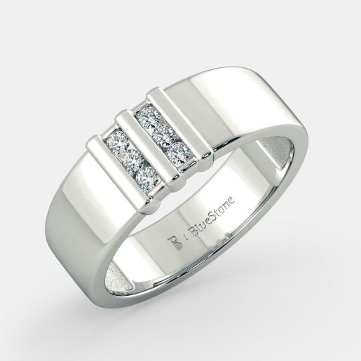 Buy 50 Wedding Ring Designs Online in India 2017 BlueStone