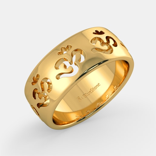 Plain Gold Rings Buy 50 Plain Gold Ring Designs line in India