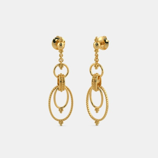 The Areta Drop Earrings