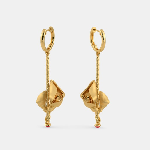 The Lema Drop Earrings