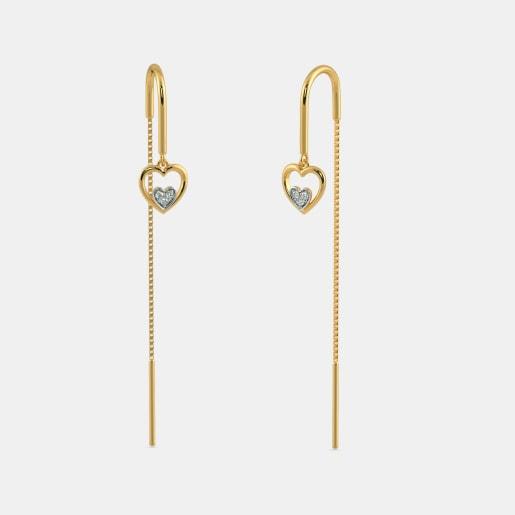 The Romantic Moment Earrings