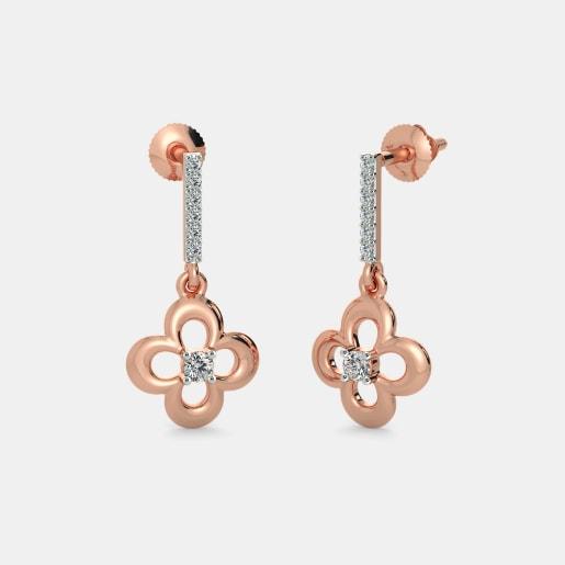 The Docia Drop Earrings